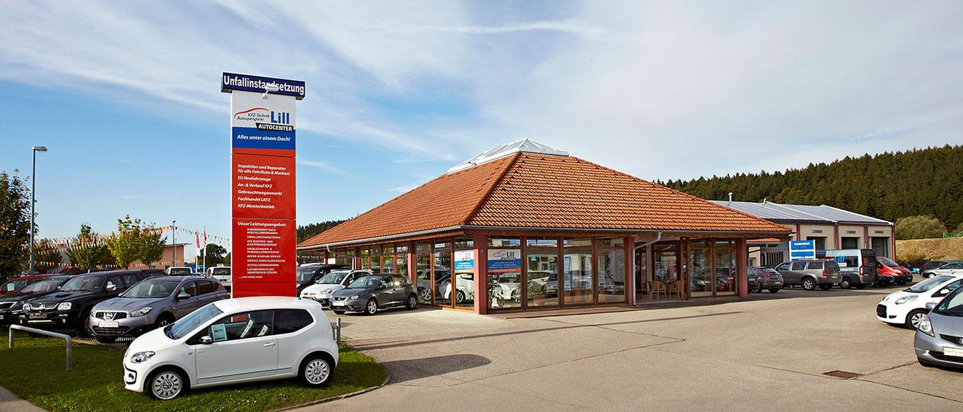 Partnerwerkstatt - Autocenter Lill, Kaufbeuren ...