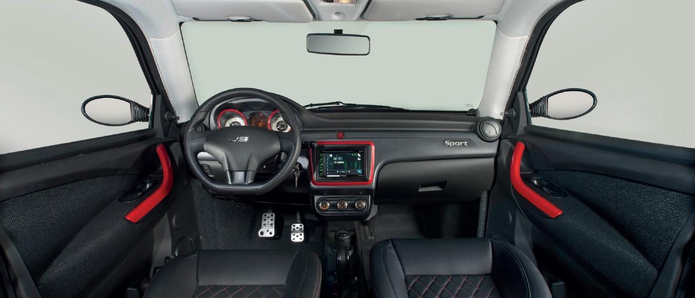 Aktuelle Fahrzeuge - Leicht-KFZ - Mopedautos - 45 kmh-Autos ...